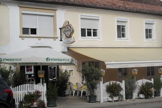 Mörbisch, Austria: Eingang