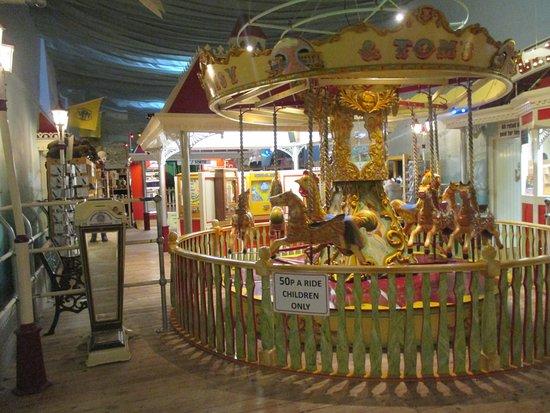 Wookey Hole Old Penny Pier Arcade: Arcade