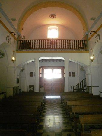 Iglesia de Sant Carles de Peralta
