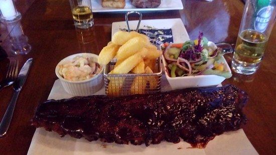 Feering, UK: The Blue Anchor Restaurant