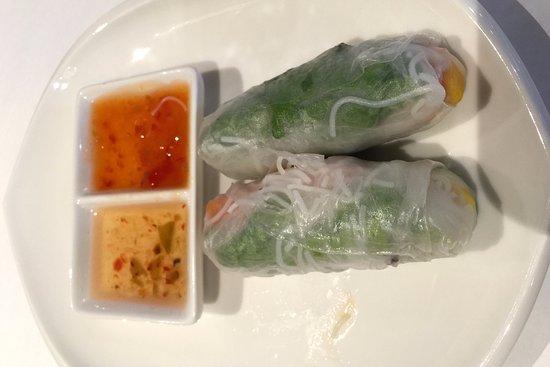 Aurora, Canada: Cold Thai Rolls