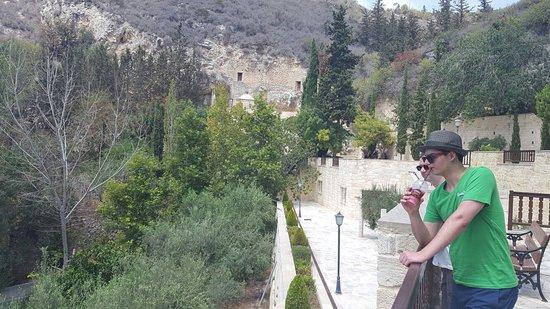 Tala, Chypre : Visite de Lieux Saint