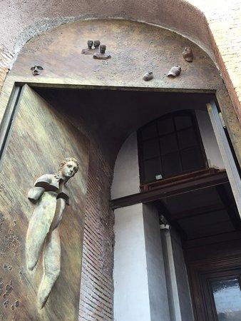 Basilica Di Santa Maria Degli Angeli E Dei Martiri: Outer Doors  They Remind