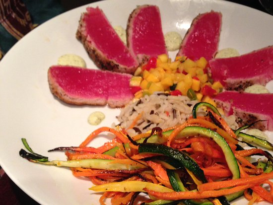 Longfellows: Ahi Tuna