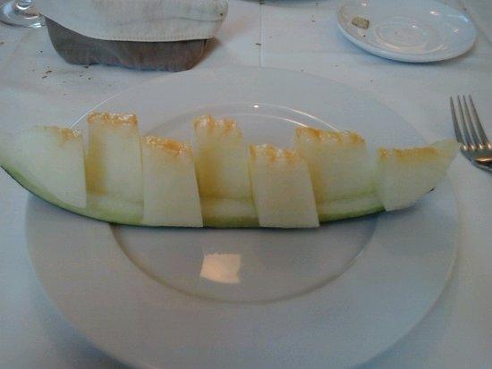 Valls, España: Melon