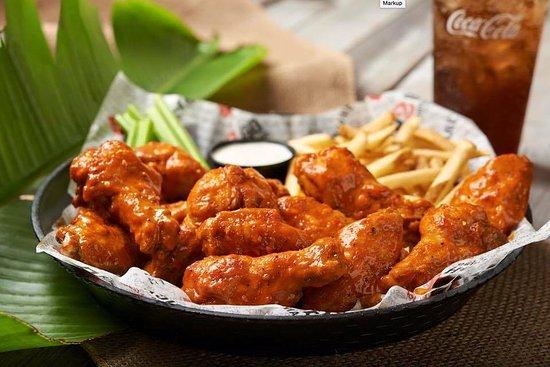 Hurricane Grill Wings Niceville Menu Prices Restaurant Reviews Tripadvisor Add your favorite sauce, rub or glaze to. hurricane grill wings niceville