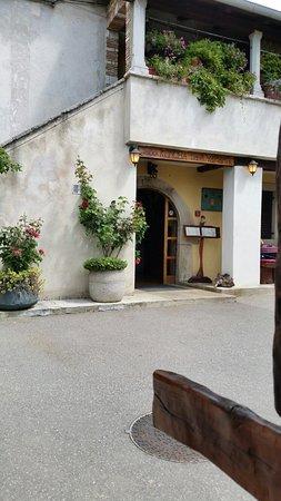 Roc, Kroatia: Ročka Konoba