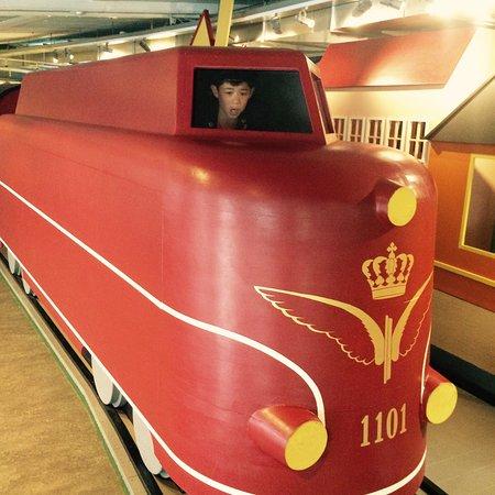 Denmark's Railway Museum: photo1.jpg