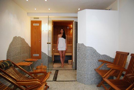 Forbach, Tyskland: Sauna