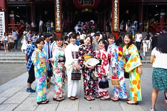 Asakusa Kimono Rental Yae