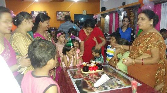 Jorhat, الهند: Meridian Restaurant