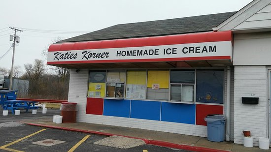 Hubbard, OH: Katie's Korner Homemade Ice Cream
