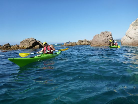 ‪Kayak Adventure Lloret‬