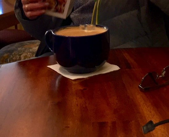 Mc Cafferty's A Coffee House : Set us up for the morning.