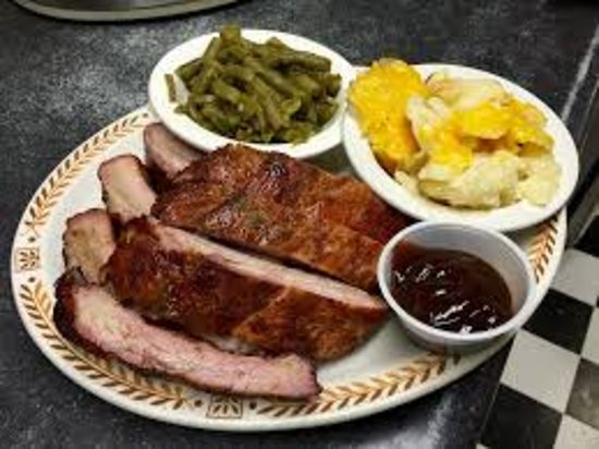 Jackson, MO: Ribs not served everyday but boy when they are...
