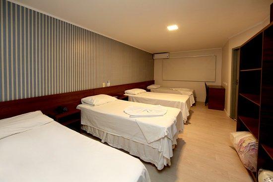 Hotel Rouver: Quarto