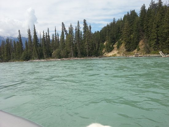 Stellar Descents White Water Rafting : The Mighty Fraser River
