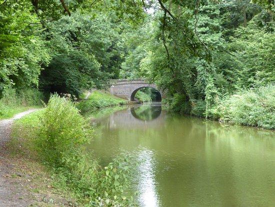 Kennet & Avon Canal: Near Pewsey