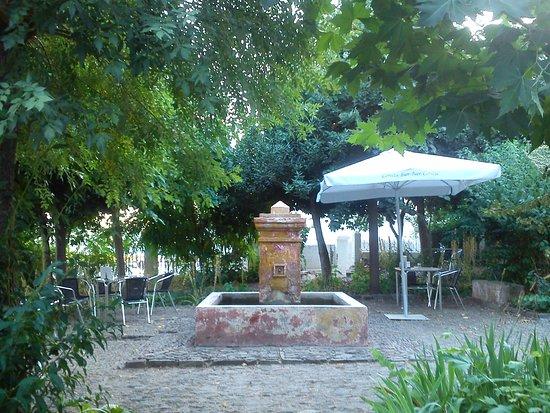 El Jardin del Mirador: FUENTE