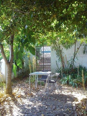 El Jardin del Mirador: ENTRADA