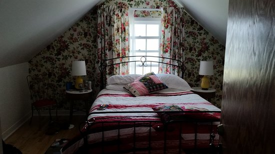 Longue-Pointe-de-Mingan, Canada : Chambre Mary C. Cavanaght