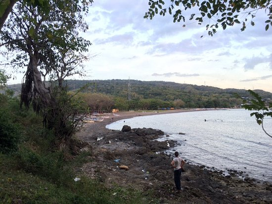 View of Lumpue beach Pare-Pare,Sulawesi