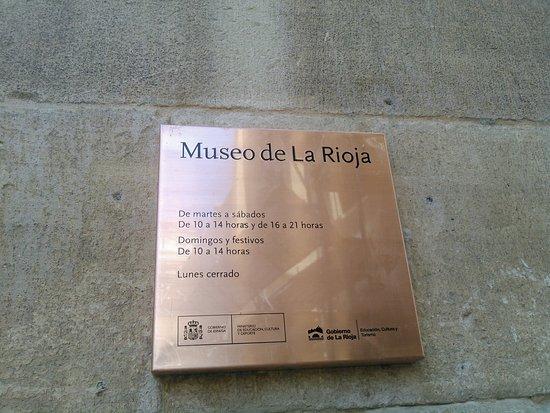 Museo de La Rioja: fotografía de Museo de la Rioja, Logroño - TripAdvisor