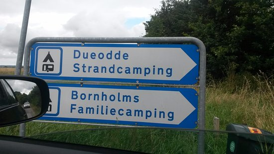 Bornholms Familiecamping Dueodde Apartments