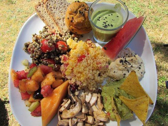 Charente-Maritime, Francia: Assiette complète