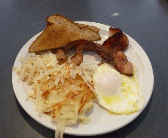 Superior, MT : The 'Short Haul' Breakfast...