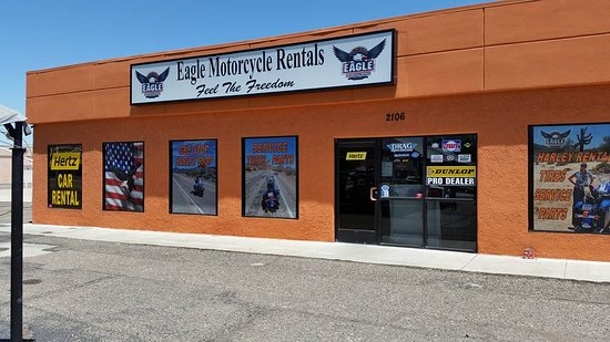 Eagle Motorcycle Rentals