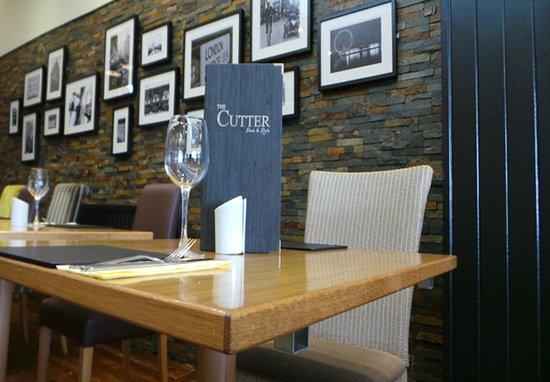 The Cutter Inn: Main restaurant