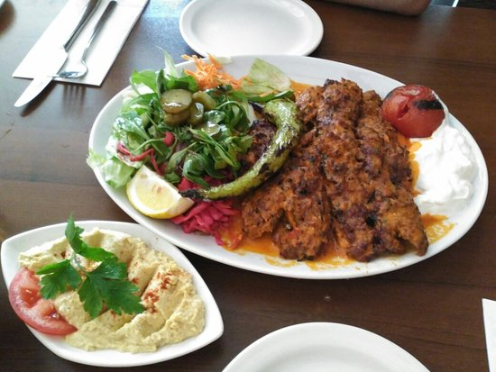 Anatolia cuisine brighton photo de anatolia cuisine for Anatolian cuisine