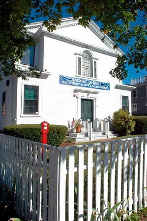 Mattapoisett Historical Society Museum & Carriage House