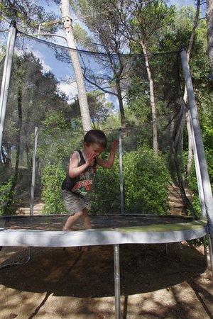 Forest Parc : le trampoline pour se défouler !