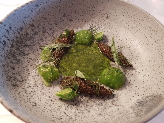 Vordingborg, Danmark: Rimmet høst makrel