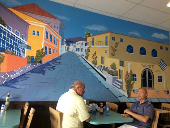Palm Harbor, Floryda: Mural