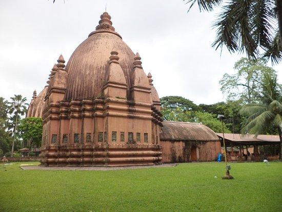Assam, India: Shivadol temple
