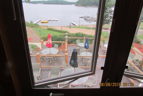 Big Sandy Lodge & Resort: View from room 211