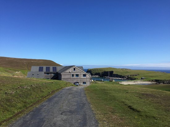 Fair Isle scenery - Picture of Fair Isle Lodge & Bird Observatory ...