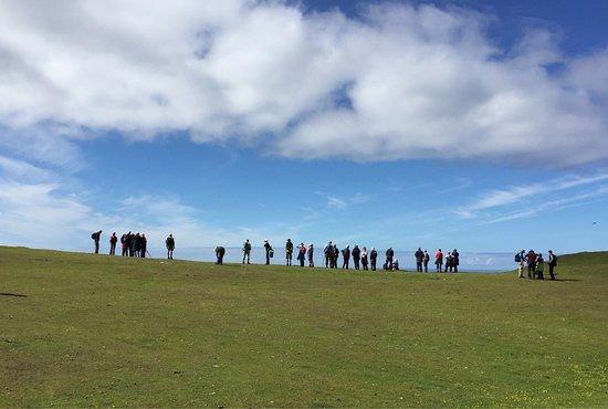 Fair Isle scenery - Picture of Fair Isle Lodge & Bird Observatory ...