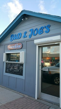 Kure Beach, Carolina del Norte: Bud & Joe's Sandbar