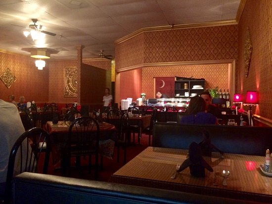 Amarit Thai Restaurant: Interior