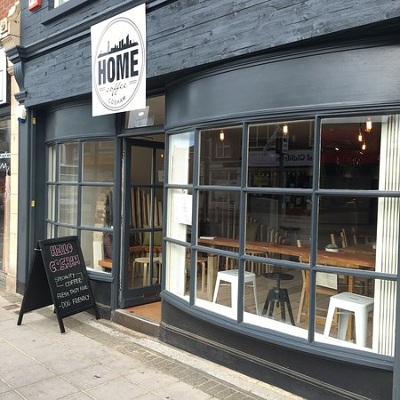 Home Coffee Cosham