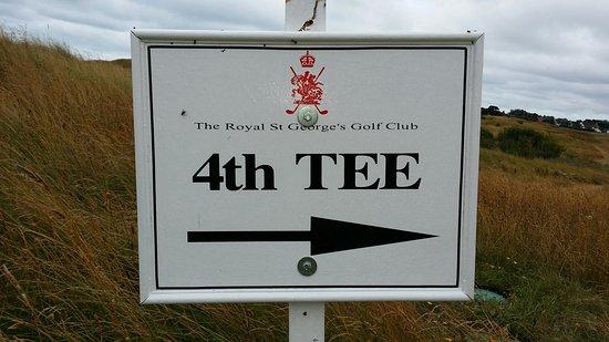 Royal St. George's Golf Club: 20160802_120048_large.jpg