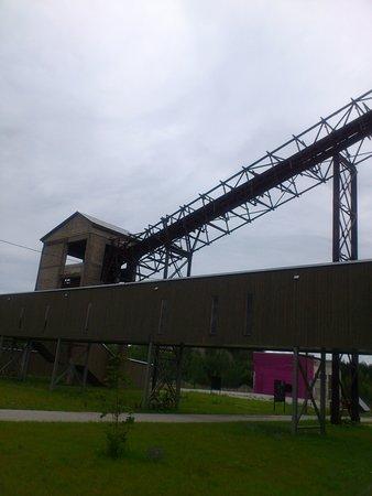 Ida-Viru County, Estland: обогатительный завод