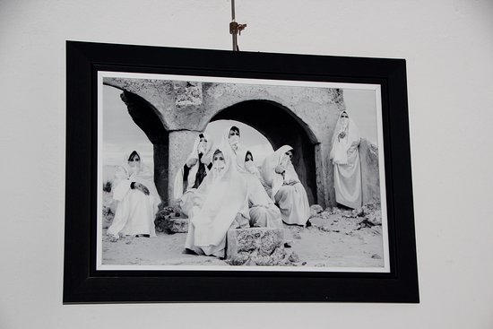 Algier, Algeriet: Palais des Rais Bastion 23