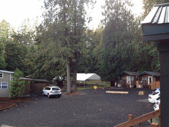 Union, واشنطن: Robin Hood Resort, Union, WA