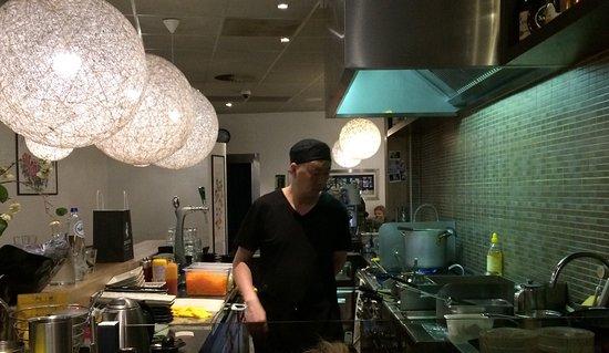 Fusion Kitchen Amsterdam.Kitchen Picture Of A Fusion Amsterdam Tripadvisor