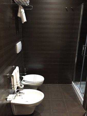 Hotel Ambasciatori: Room size